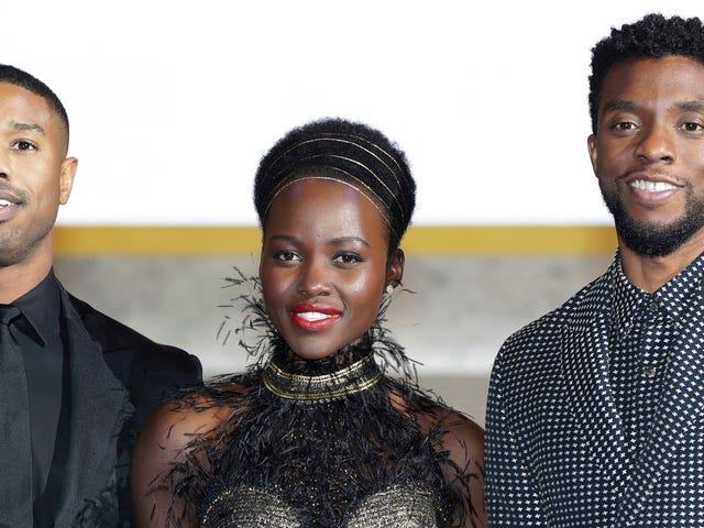 The African American Film Critics Association Chooses<i>Black Panther</i>as 2018 Film of the Year