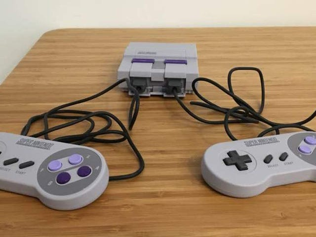 The NES and SNES Classic Are About to Get Really Hard to Find, Again