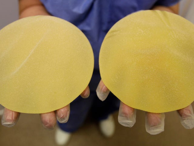 FDA Now Wants Textured Breast Implants to Be Recalled