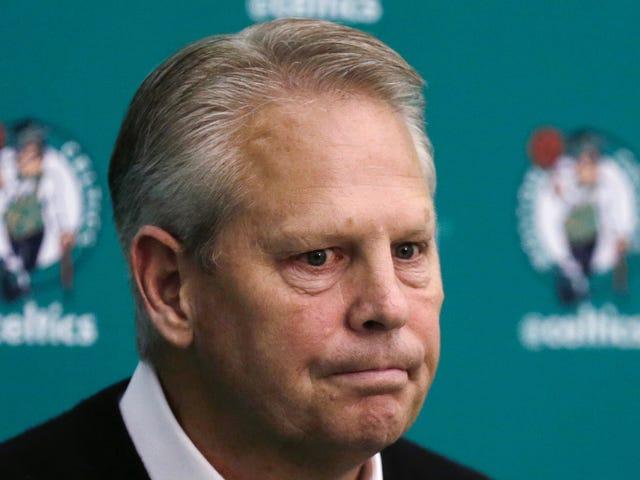 今NBA貿易期限ファックアップを軽蔑しましょう
