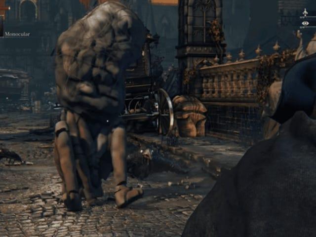 Encuentran cinco nuevos monstruos ocultos en el código de <i>Bloodborne</i> y los resucitan dentro del juego