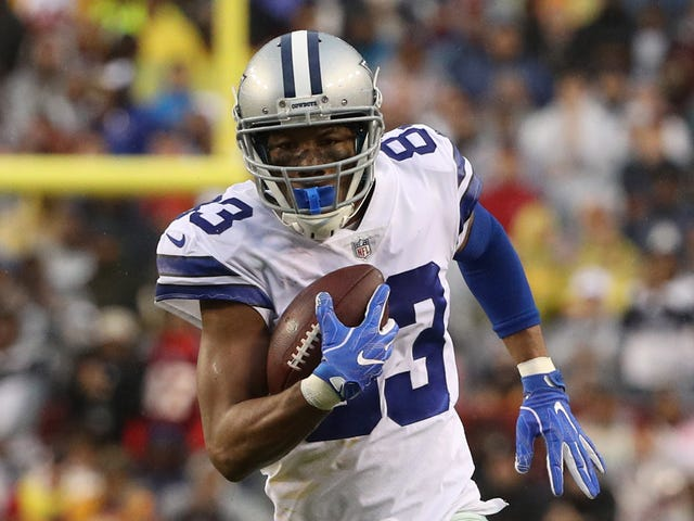 Cowboys Receiver Terrance Williams Arrested After Crashing Lamborghini