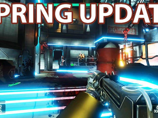 Killing Floor 2's Spring Update Keeps Things Fresh
