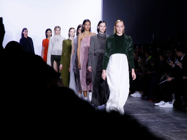 All I Got From New York Fashion Week Was a Funny Story About Kelly Cutrone