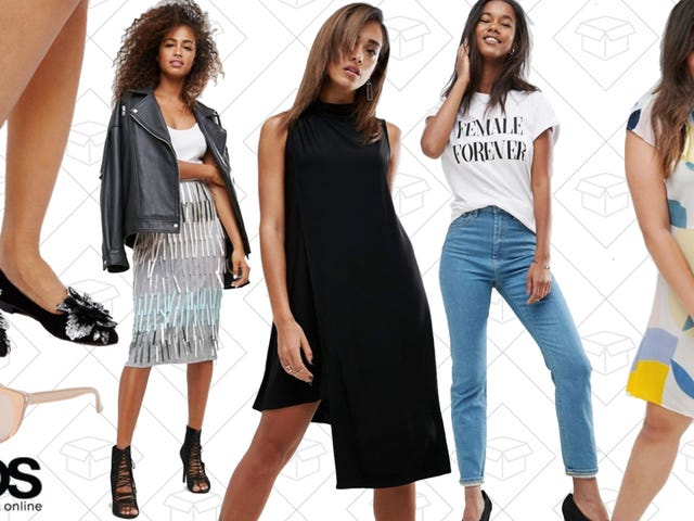 Get a Little Nostalgic With Your Fall Wardrobe Thanks To This ASOS Sale