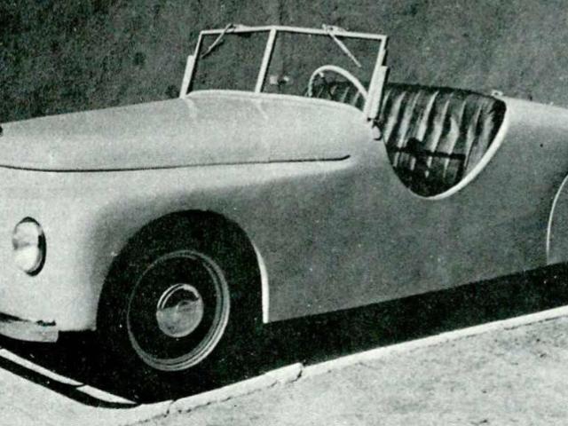 Wendax: Muhtemelen Üretilmiş En Kötü Arabalar