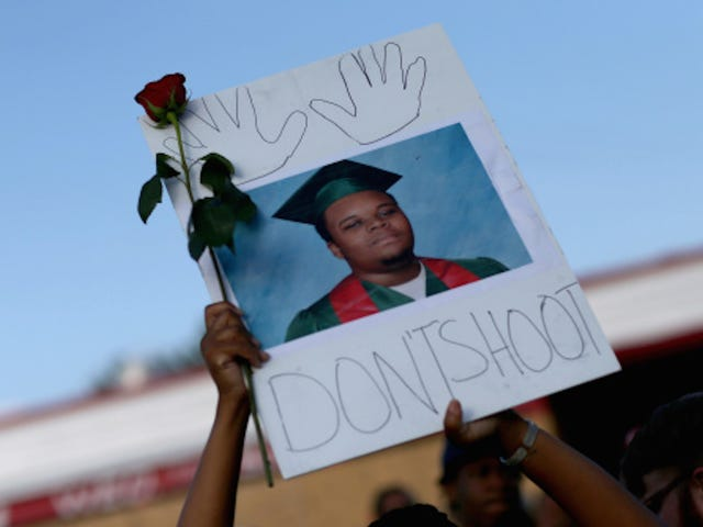 New Video Footage Of Michael Brown Raises More Questions About His Death