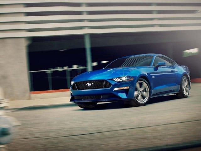 Remember the Performance Pack Level 2 for the Mustang that was coming? Its here, and pricey