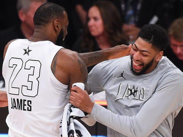 Lakers Mengacaukannya