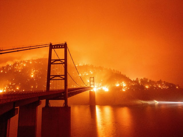 While the West Coast Burns, NOAA Welcomes a Climate Change Denier Onboard