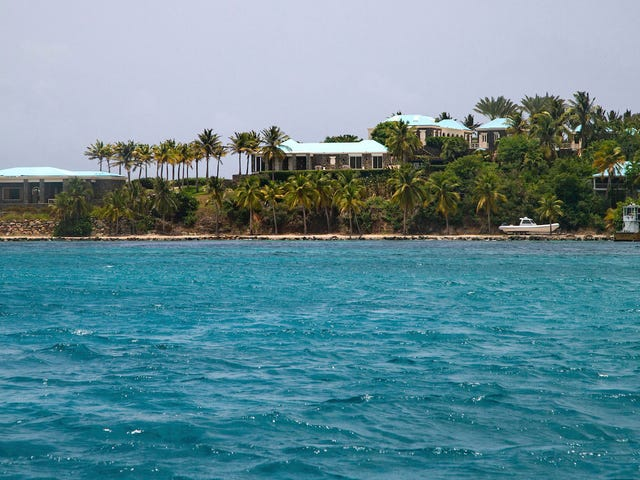 The FBI Descends On Jeffrey Epstein's 'Pedophile Island'