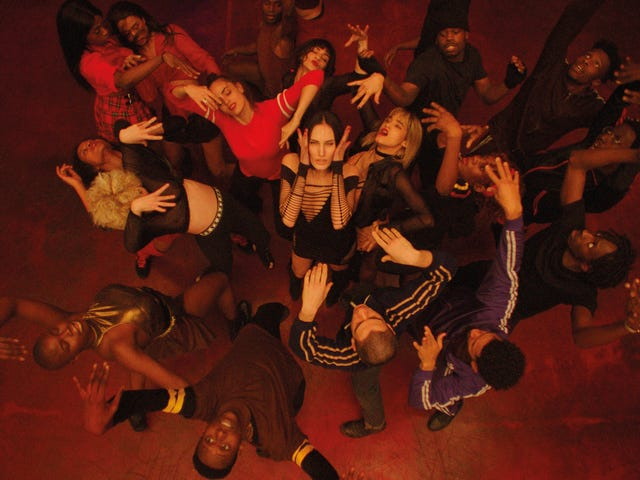 If the Step Up series took a drug trip to hell, it'd look a lot likethe superb lunacy ofClimax