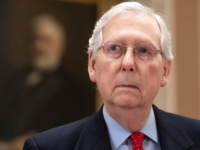 Even Mitch McConnell's Daughters Probably Hate Him