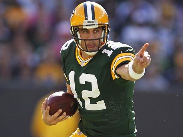Aaron Rodgers stops by You Made It Weird to talk about UFO sightings
