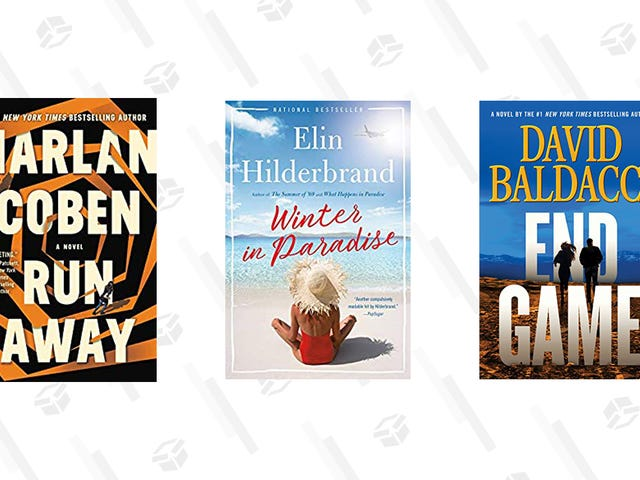 Read Up on Amazon's Most Wished For Kindle eBooks For Less