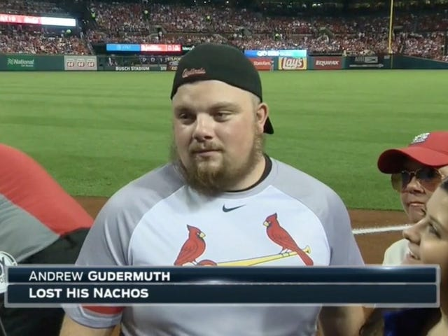 Jon Lester Is Not Happy About The Nacho Man