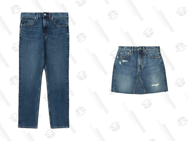 Jeans Are $50 All Week Long at Everlane