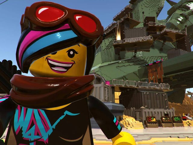 Not Everything About The Open-World <i>Lego Movie 2</i> Game Is Awesome