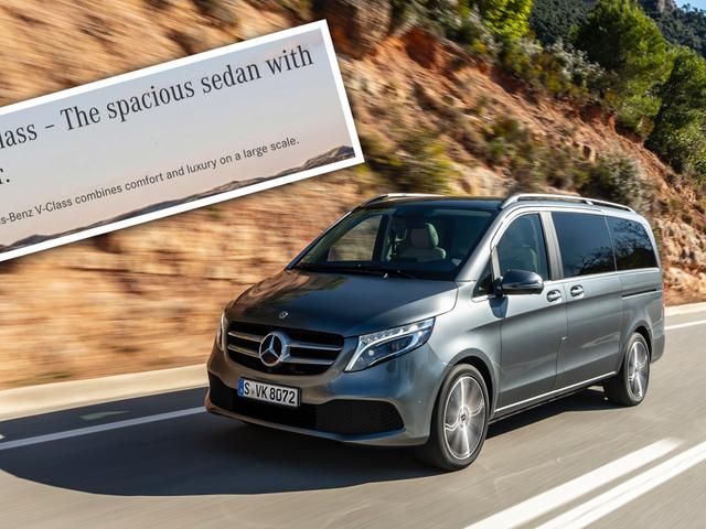 Adakah Mercedes Cuba Beritahu Kami Sesuatu?