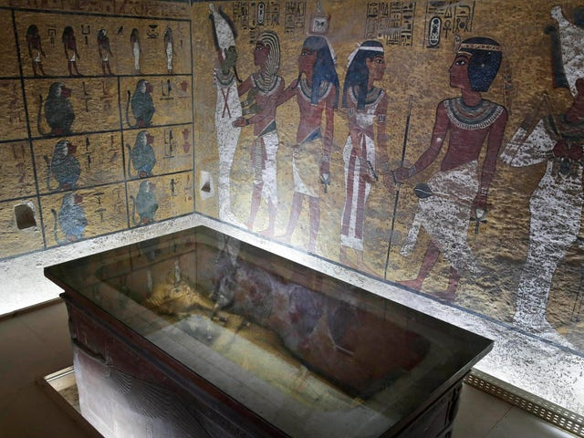 There's No Secret Chamber Behind King Tut's Tomb, Investigation Concludes
