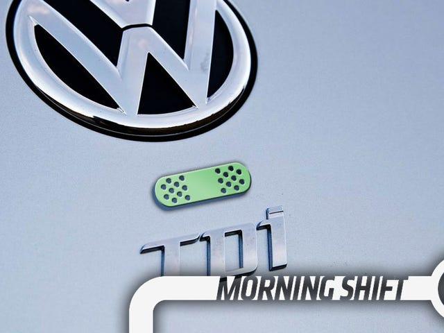 Đây là một cách mà Volkswagen có thể trả cho Dieselgate