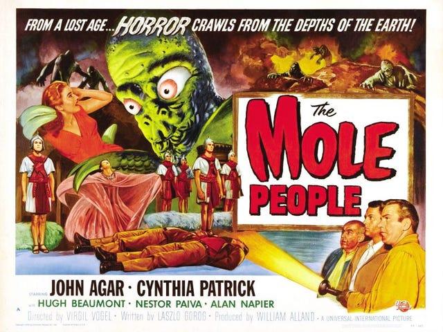 Svengoolie: The Mole People (1956)