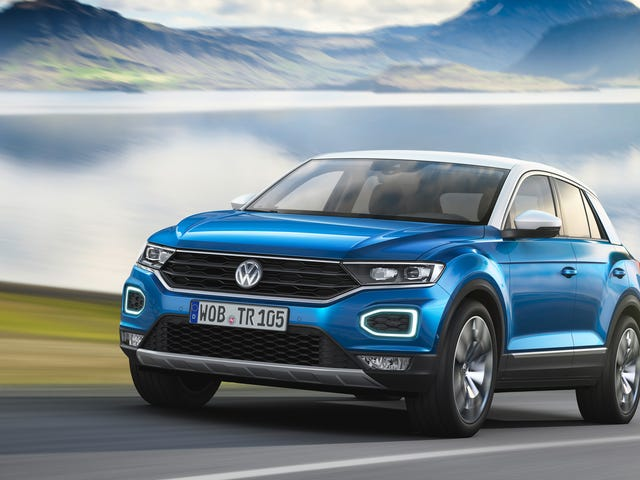 The 2018 Volkswagen T-Roc Probably Won't Come To America, Which Is Silly