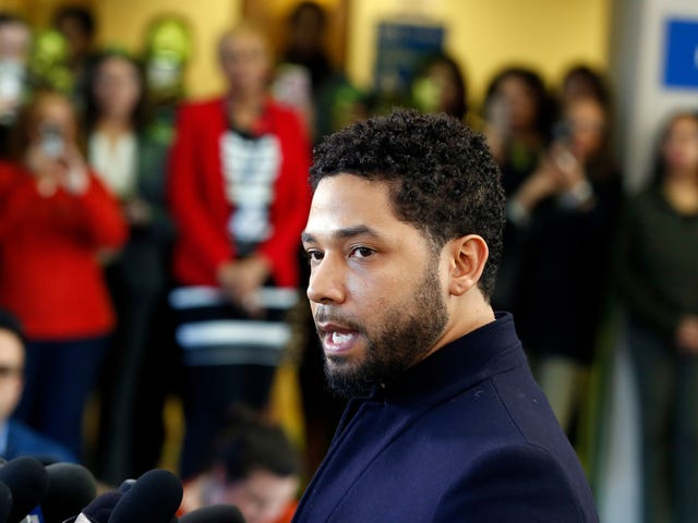 Jussie Smollett Expected To Plead Not Guilty To Six Counts of New Charges Alleging He Lied to Police