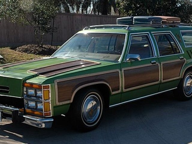 What car is best car because family road trip?