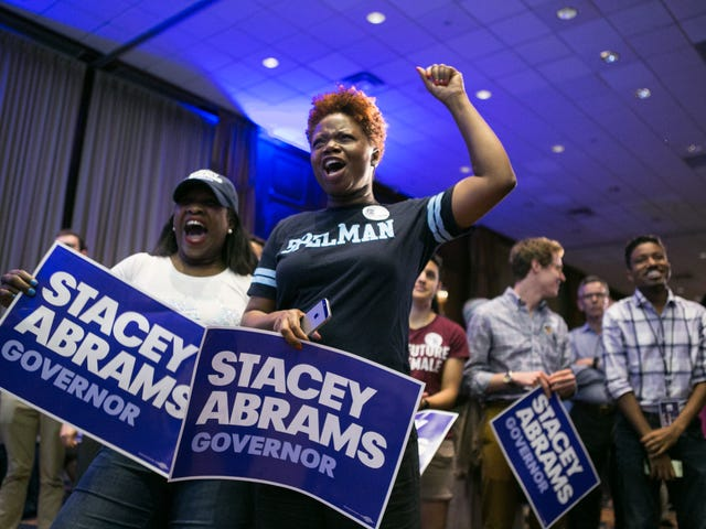 Stacey Abrams Campaign: Supreme Vote-Suppressor Brian Kemp Needs to Resign as Georgia Secretary of State