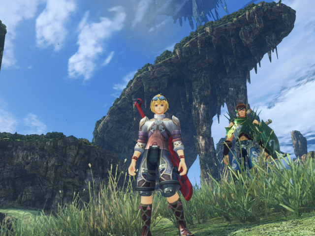 Xenoblade Chronicles: Definitive Edition fa un'ottima terza impressione
