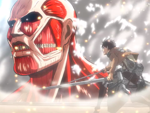 Own the Complete First Season of Attack On Titan For $28