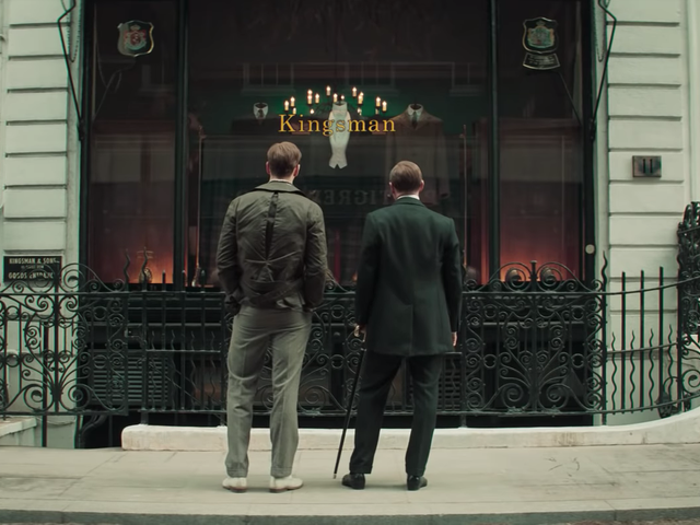 The King's Man goes full Kingsman in this new trailer