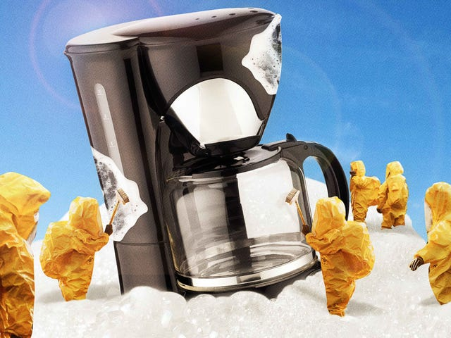 How to really clean your drip coffee maker