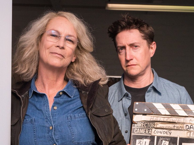 Jamie Lee Curtis Gives Us Our First Look at Laurie Strode's Return to Halloween