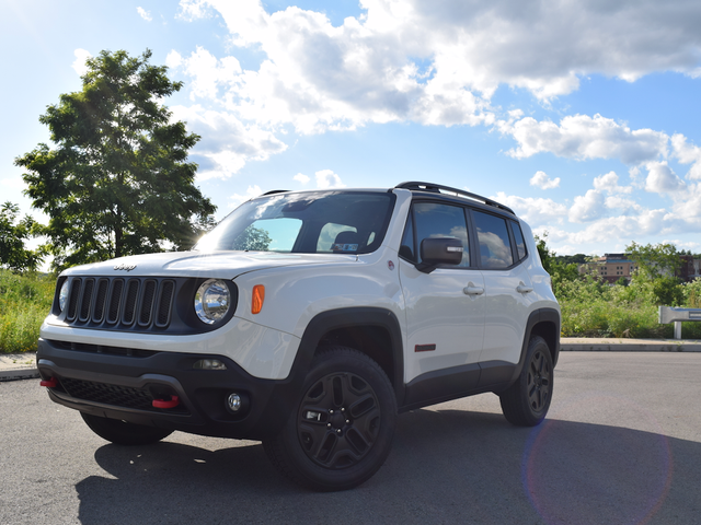 Underrated or Mall Rated? - 2018 Jeep Renegade Trailhawk - The Oppo Review