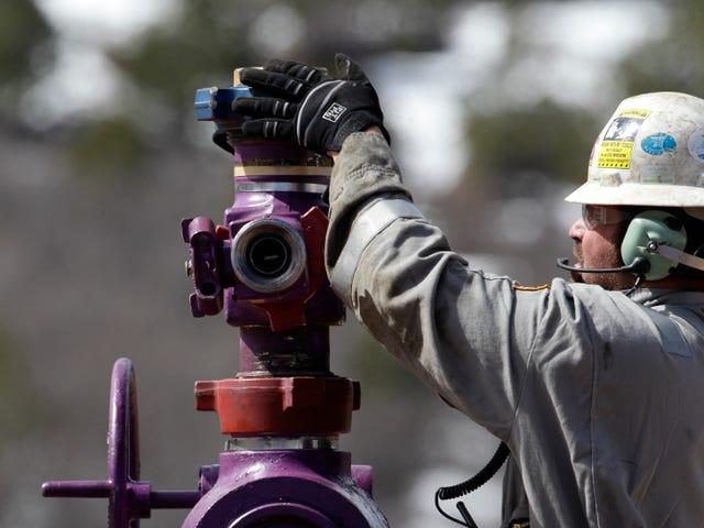 Wysypuje się z frackingu są gorsze niż sobie wyobrażaliśmy