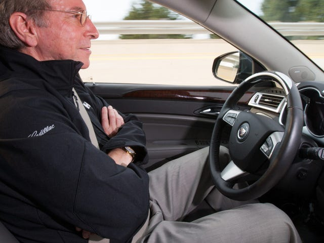 Humans Are Really Bad At The Most Critical Part Of Using A Semi-Autonomous Car