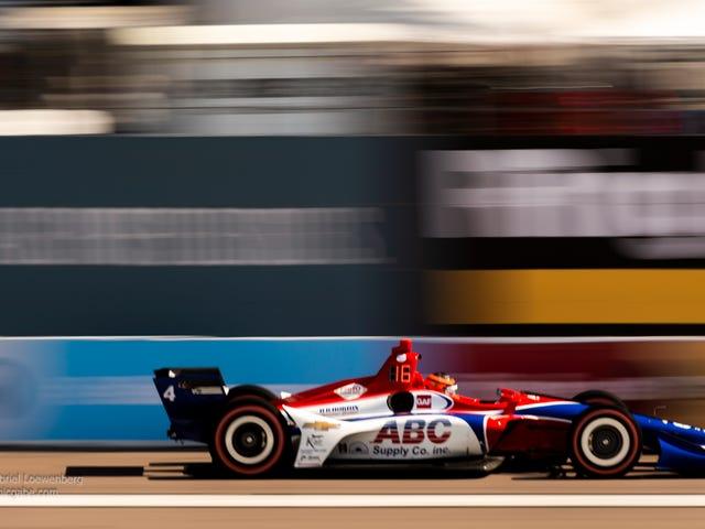 Grand Prix of St. Petersburg, Part Three