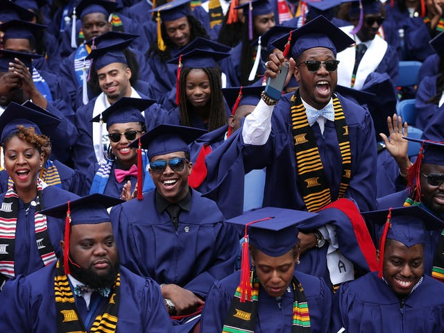 Employers May Soon Help With Student Loan Debt—but Will Black Grads Be Left Behind?