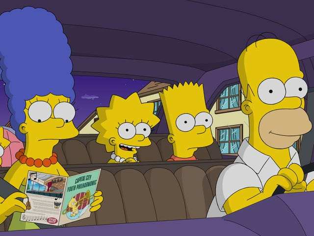 Punch-up your Simpsons spec script with terminology straight from the writers' room