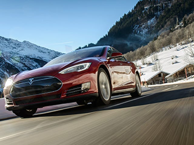 Giải pháp của Tesla về sự lo lắng của vùng