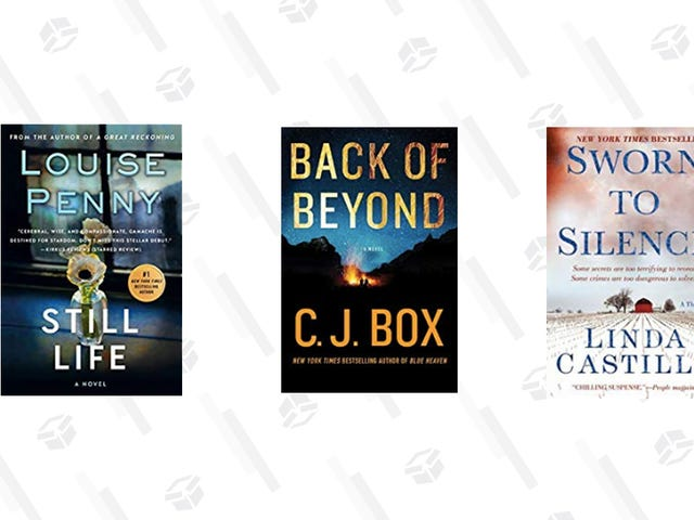 Start a New Series While These Kindle Books Are Up to 80% Off
