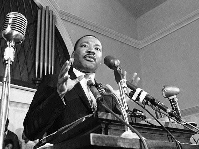 How MLK's Vision Helped Lay the Groundwork For a Green New Deal