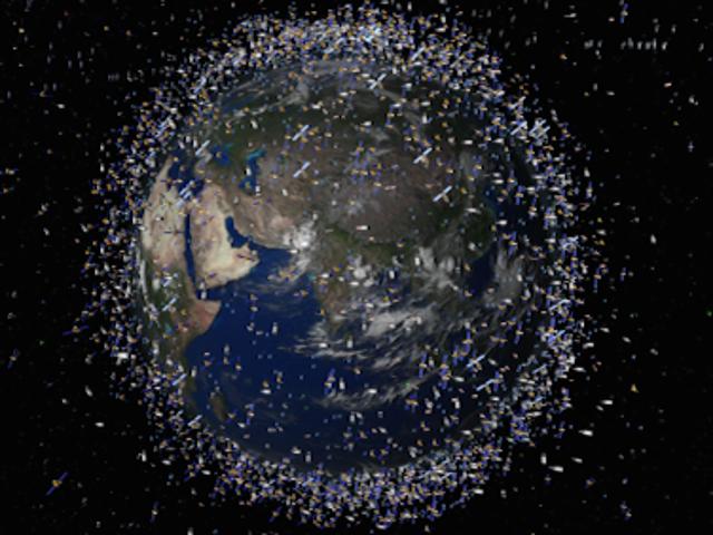 Des scientifiques proposent un laser pour l'ISS afin de vaporiser de la malbouffe spatiale