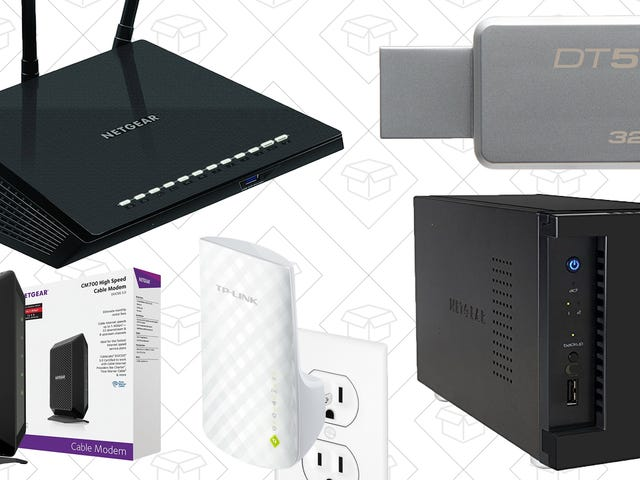 One of the Best Router Deals Ever Is Just the Tip of the Iceberg In Today's Gold Box