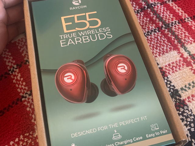 Shawty Got Gifts: A Product Review of Ray J's Raycon E55 True Wireless Earbuds