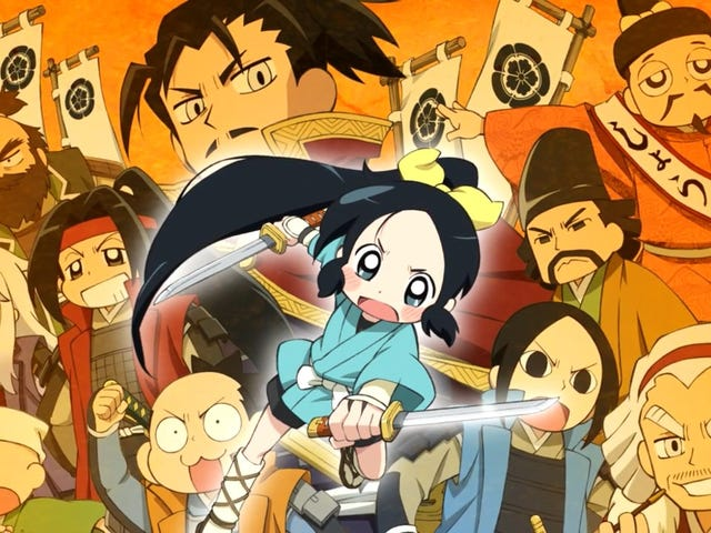 Nija Girl & Samurai Master is getting a third season!