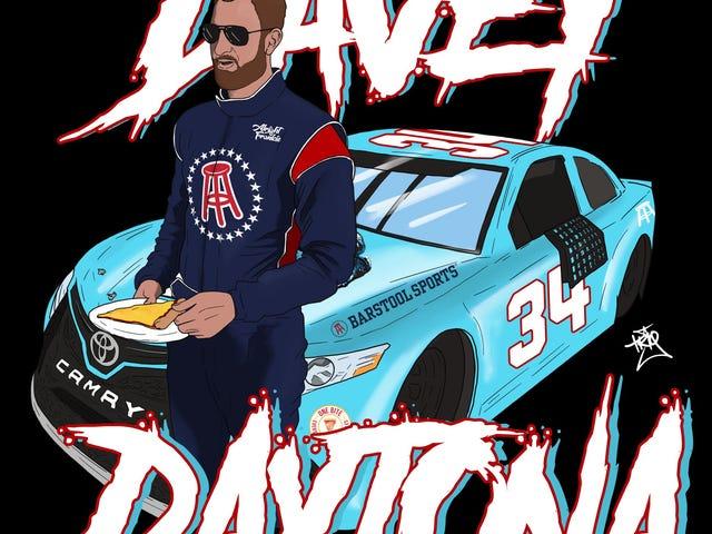 El Presidente er den virkelige Daytona Champ