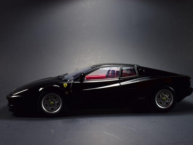 Ferrari Friday: Kyosho Ferrari Testarossa